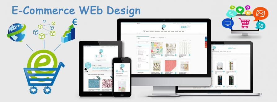 Expand Your Business With ECommerce Web Design Company In Delhi