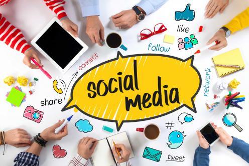 Impact of Social Media over SEO
