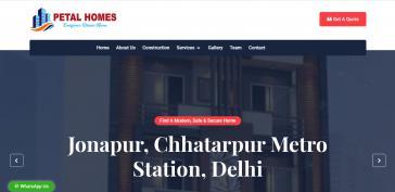 Petal Homes in Delhi
