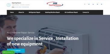 Am Repairing Solution