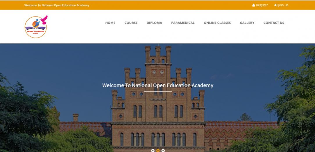 National Open Education Academy