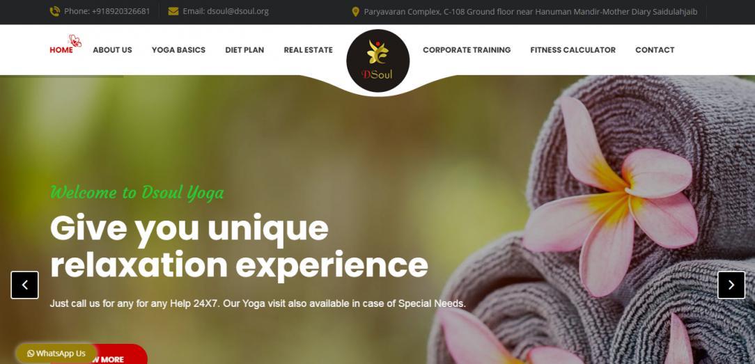 DSoul Yoga Foundation