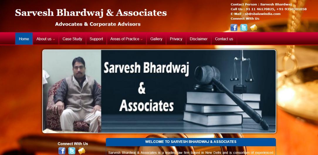 Sarvesh Bhardwaj & Associates